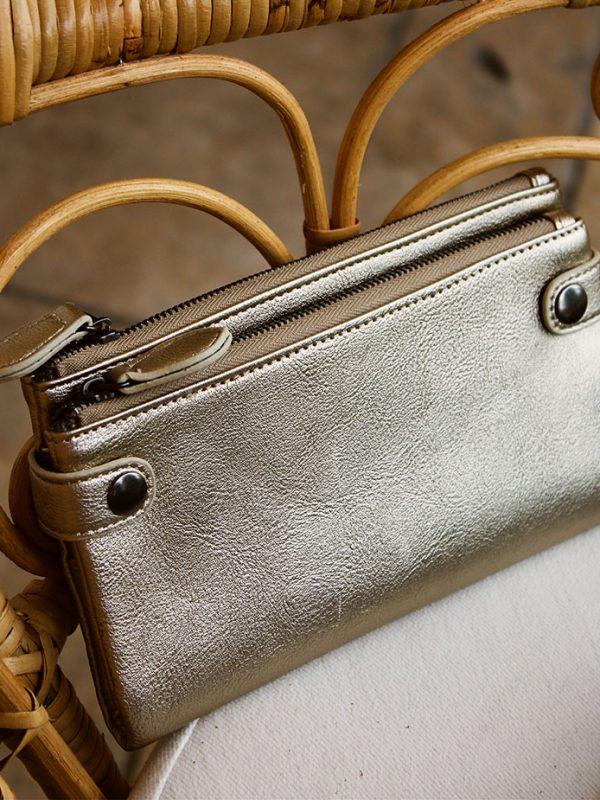 Portefeuille simili cuir