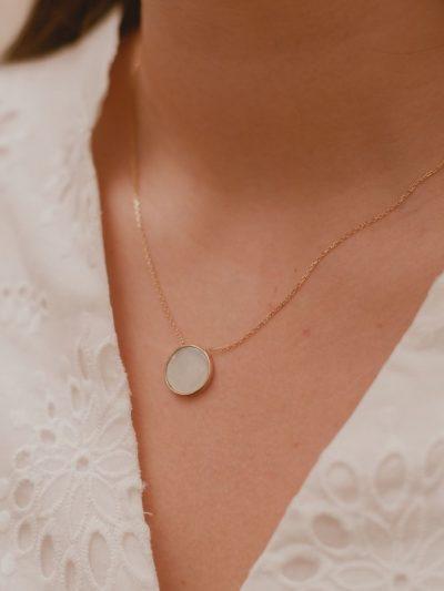 Bracelet Ninon / Bijoux en plaqué or 18 carats pour femme