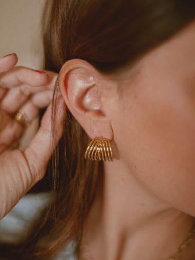boucle d'oreille creole doree pour femme (2)