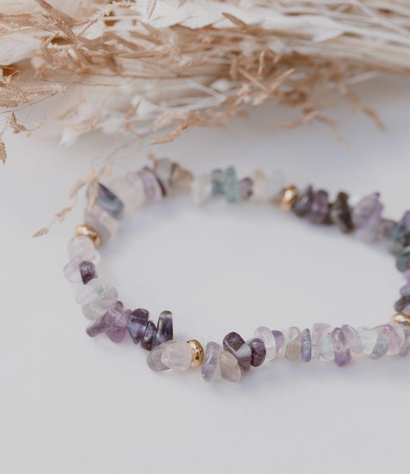 Bracelet Fluorite vertus