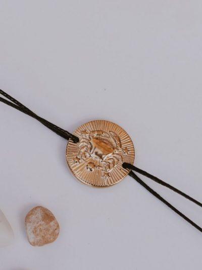 Bracelet Signe du Zodiaque Cancer 3